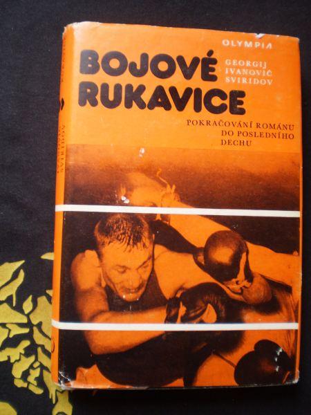 BOJOVÉ RUKAVICE - Georgij Ivanovič Sviridov