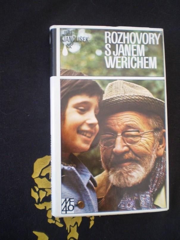 ROZHOVORY S JANEM WERICHEM - Jiří Janoušek