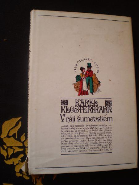 V RÁJI ŠUMAVSKÉM - Klostermann, Karel