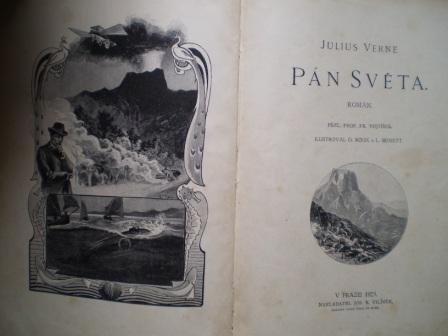 PÁN SVĚTA - Julius Verne