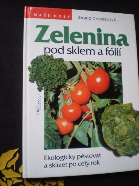 ZELENINA POD SKLEM A FÓLIÍ - Gabrielová, Ingrid