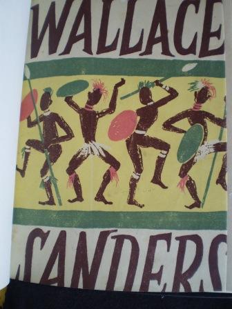 SANDERS - Edgar Wallace
