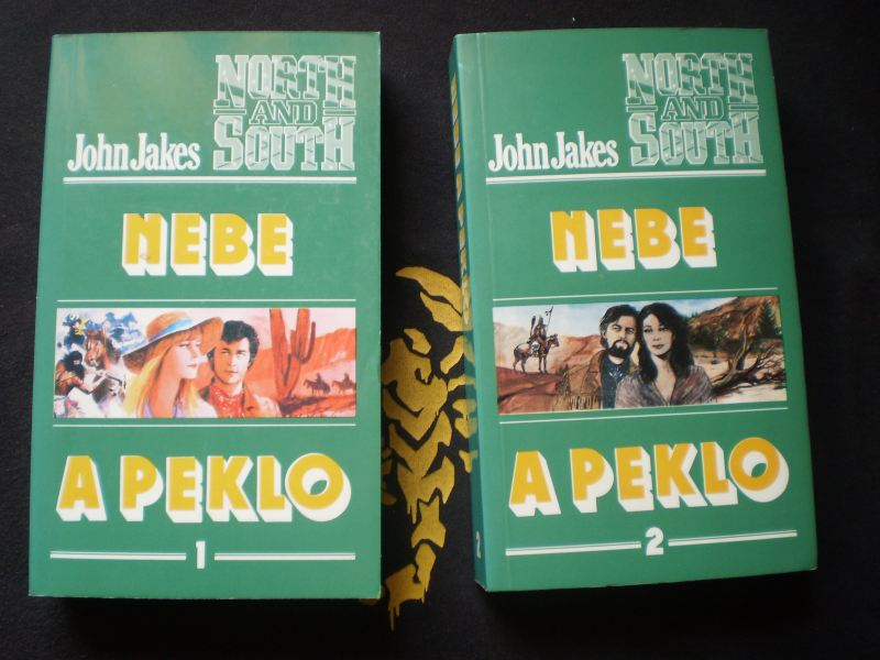 NEBE A PEKLO I.II. - Jakes, John
