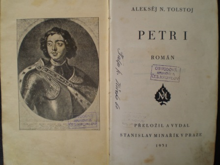 PETR I. - Aleksěj N. Tolstoj
