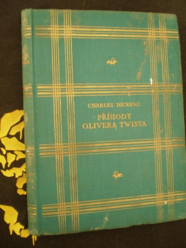 PŘÍHODY OLIVERA TWISTA I.II. - Charles Dickens