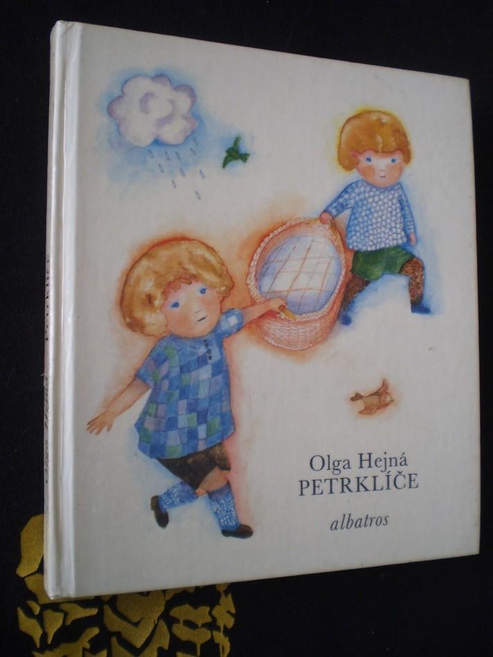PETRKLÍČE - Olga Hejná