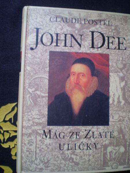 John Dee Mág ze Zlaté uličky
