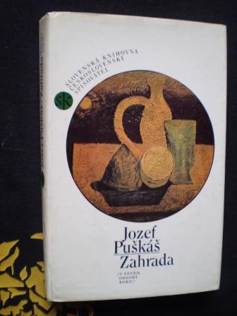 ZAHRADA - Jozef Puškáš