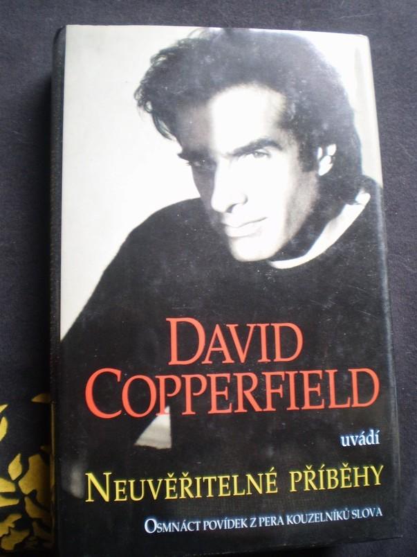 David Copperfield - NEUVĚŘITELNÉ PŘÍBĚHY