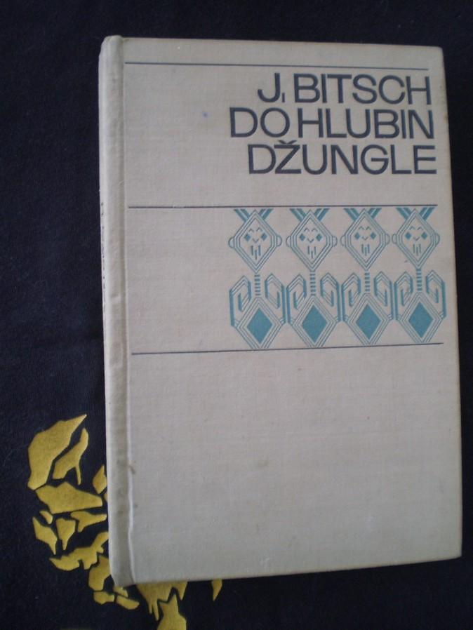 DO HLUBIN DŽUNGLE - Bitsch, Jorgen