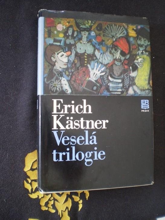 VESELÁ TRILOGIE - Erich Kästner