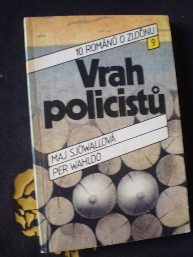 VRAH POLICISTŮ - Per Wahlöö, Maj Sjöwall