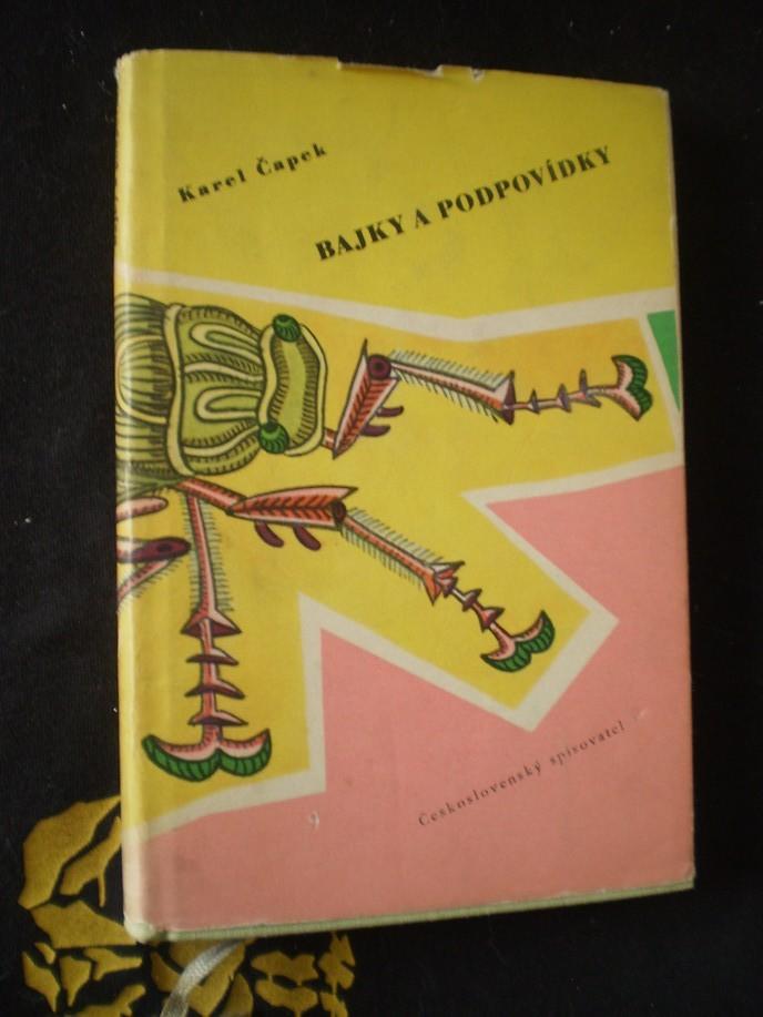 BAJKY A PODPOVÍDKY - Karel Čapek