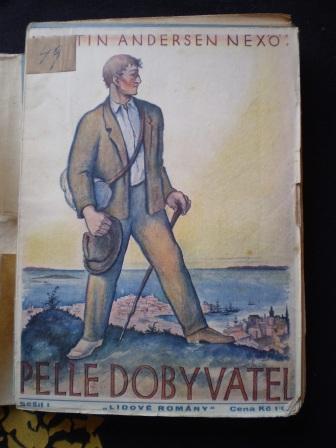 PELLE DOBYVATEL - Martin Andersen Nexo