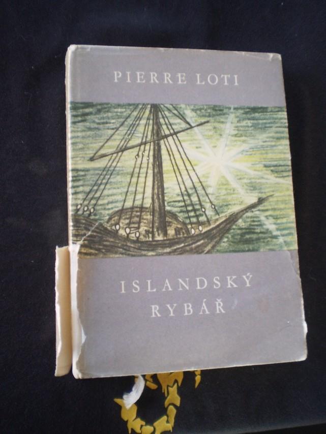 ISLANDSKÝ RYBÁŘ - Pierre Loti