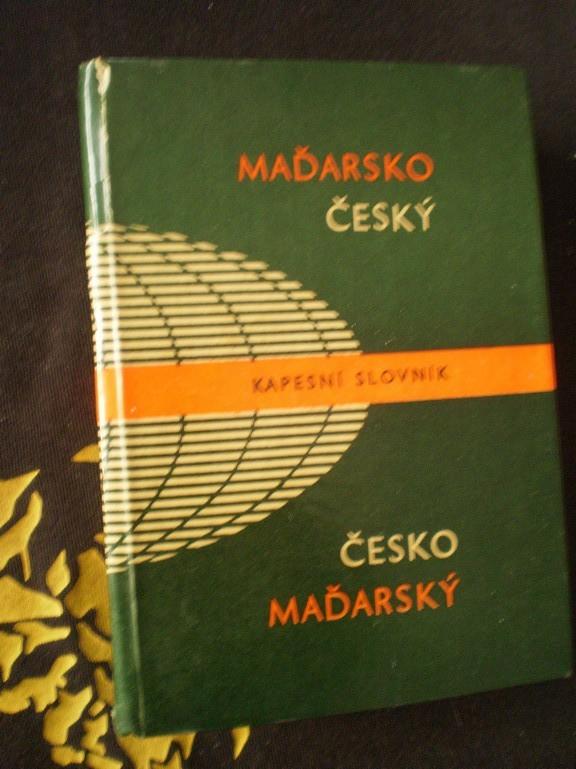 MAĎARSKO-ČESKÝ / ČESKO-MAĎARSKÝ KAPESNÍ SLOVNÍK