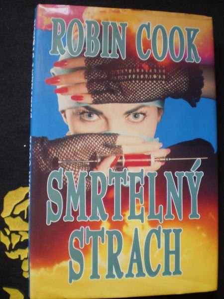 SMRTELNÝ STRACH - Cook, Robin