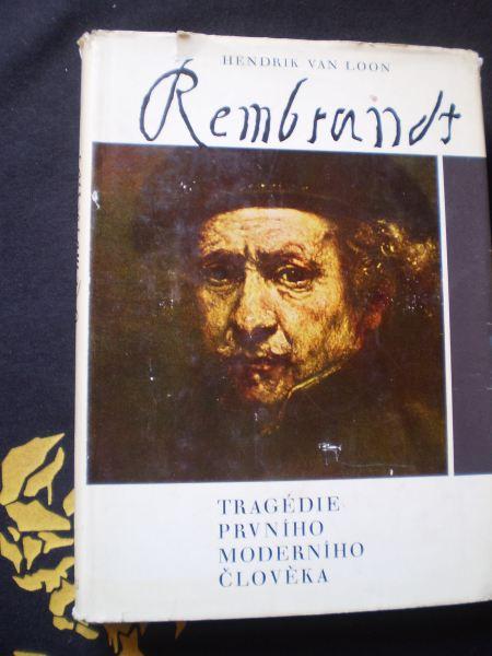 REMBRANDT - Hendrik van Loon