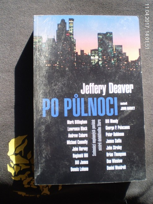 PO PŮLNOCI - Jeffery Deaver