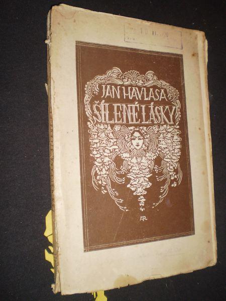ŠÍLENÉ LÁSKY - Jan Havlasa