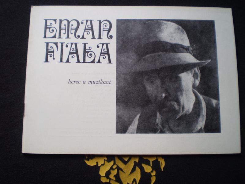 EMAN FIALA - Jiří Hrbas