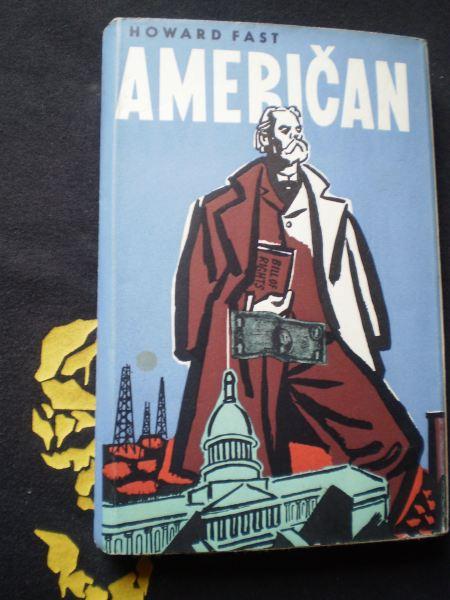 AMERIČAN - Howard Fast