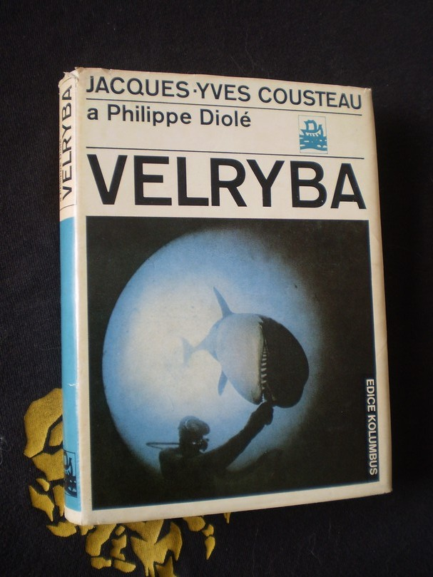 VELRYBA - Jacques-Yves Cousteau, Philippe Diolé
