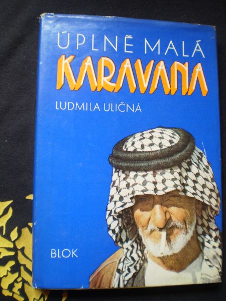 ÚPLNĚ MALÁ KARAVANA - Uličná, Ludmila