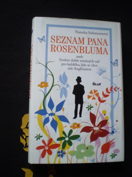 SEZNAM PANA ROSENBLUMA - Solomonsová, Natasha