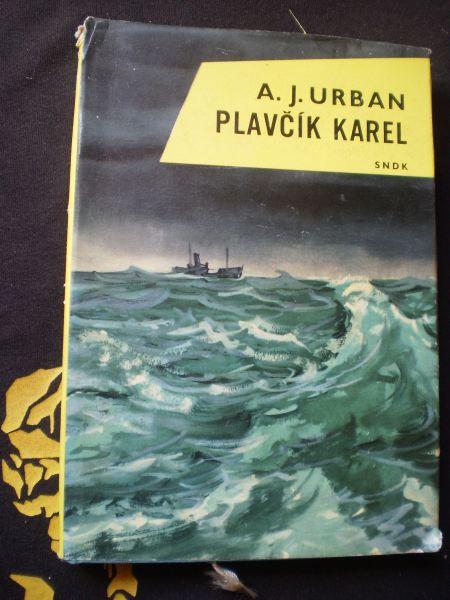 PLAVČÍK KAREL - Urban, A. J.