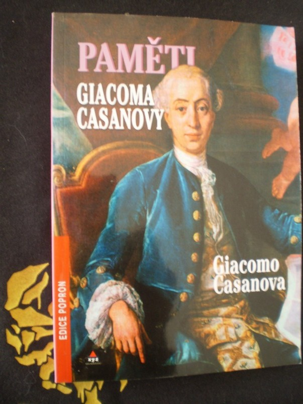 PAMĚTI GIACOMA CASANOVY
