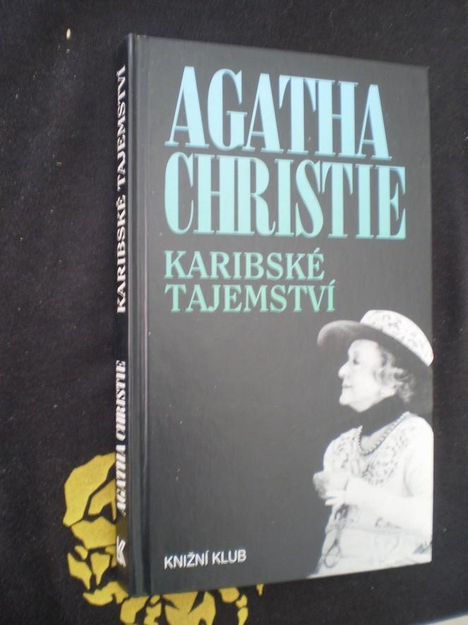 KARIBSKÉ TAJEMSTVÍ - Agatha Christie