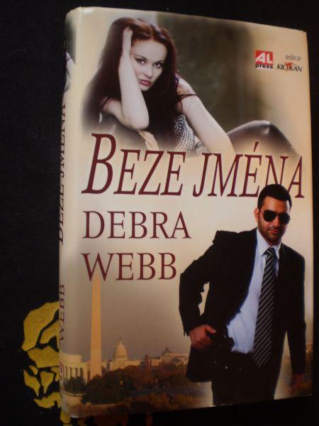 BEZE JMÉNA - Webb, Debra