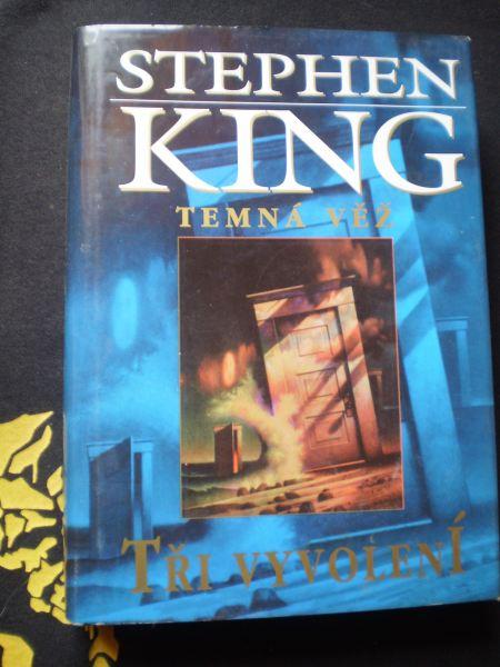 Tři vyvolení - King, Stephen