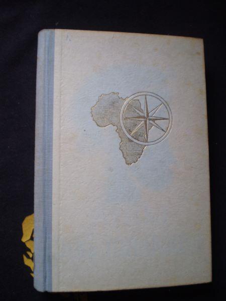 AFRIKA POD MASKAMI - Pařízek, L. M.