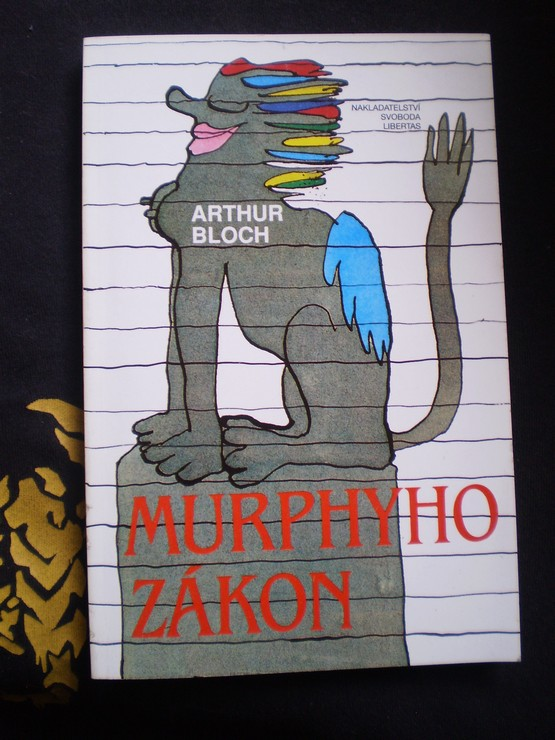 MURPHYHO ZÁKON - Bloch, Arthur