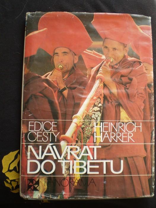 NÁVRAT DO TIBETU - Heinrich Harrer