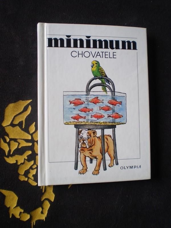 Minimum chovatele - Petr Skalka