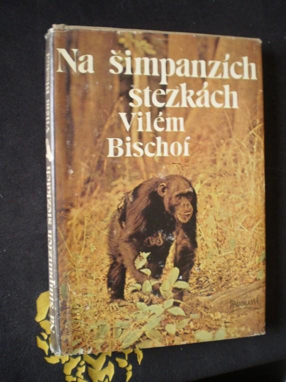 NA ŠIMPANZÍCH STEZKÁCH - Bischof, Vilém