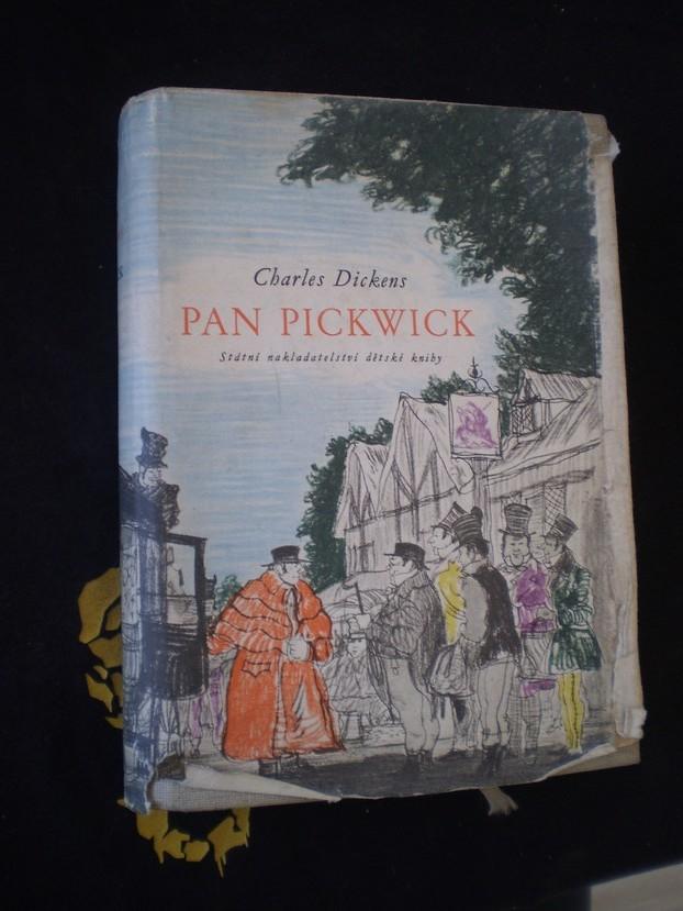 Pan Pickwick - Charles Dickens