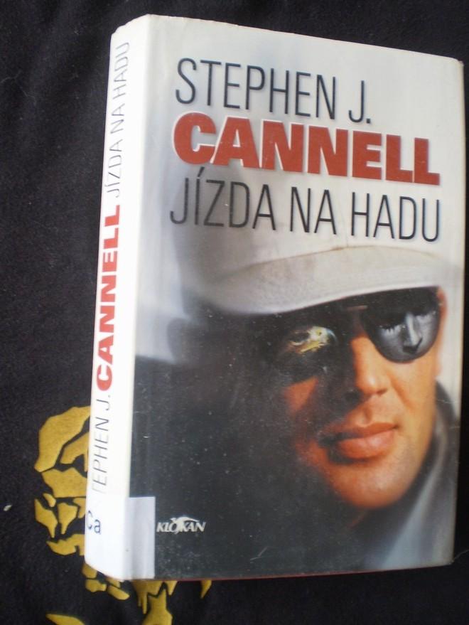 Jízda na hadu - Stephen J. Cannell