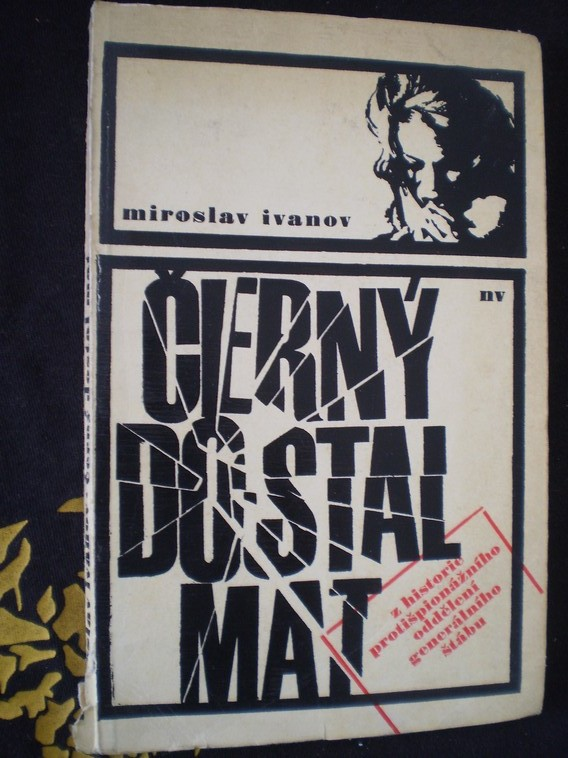 ČERNÝ DOSTAL MAT - Miroslav Ivanov