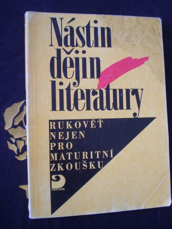 NÁSTIN DĚJIN LITERATURY