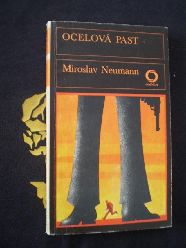 Ocelová past - Pavel Hejcman