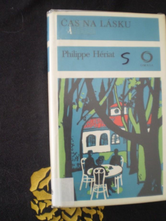 Čas na lásku - Philippe Hériat