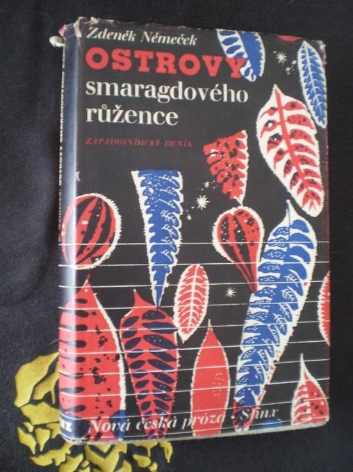 OSTROVY SMARAGDOVÉHO RŮŽENCE - Zdeněk Němeček