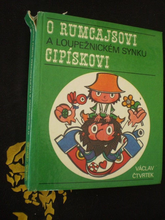 O Rumcajsovi a loupežnickém synku Cipískovi