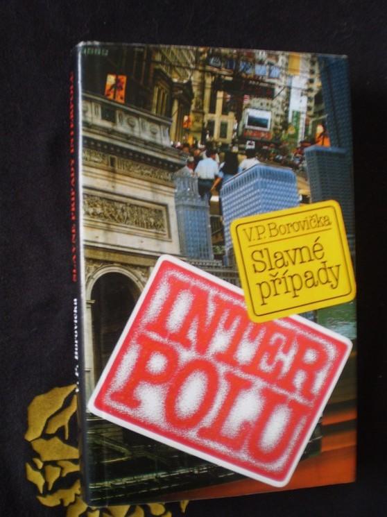 Slavné případy Interpolu