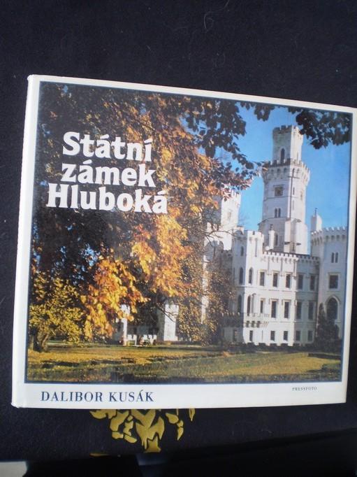 Státní zámek Hluboká