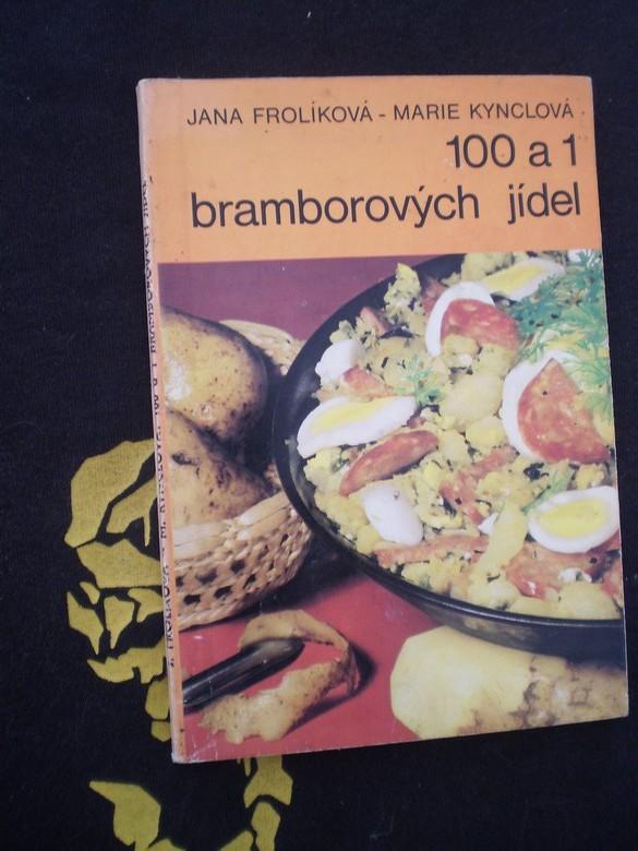 100 a 1 bramborových jídel